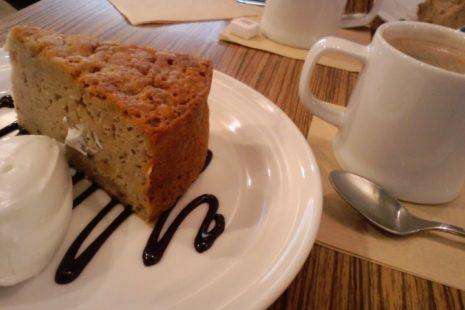 holy 珈琲とケーキ