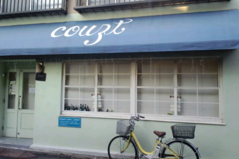 COUZT CAFE 外観
