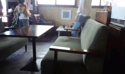 Cafe Manimani 店内