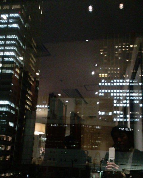 M&C Cafe 夜景
