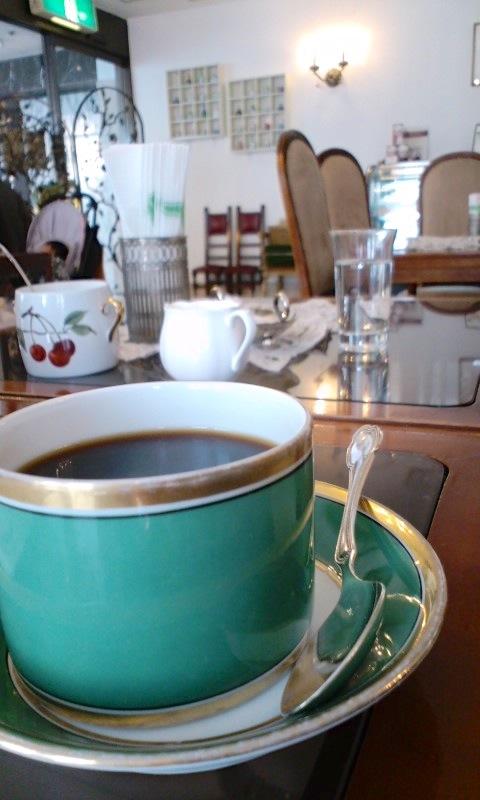 コーヒーパーラー ヒルトップ コーヒー