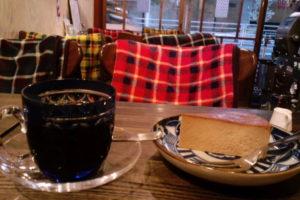 すみだ珈琲 珈琲とケーキ