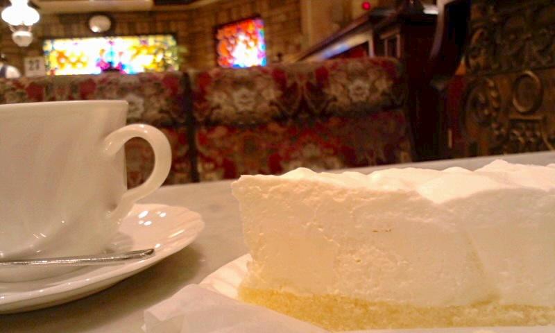 シルビア 珈琲とケーキ