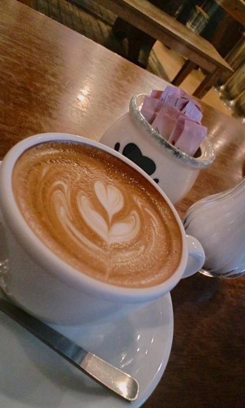 BONDI CAFE カフェラテ