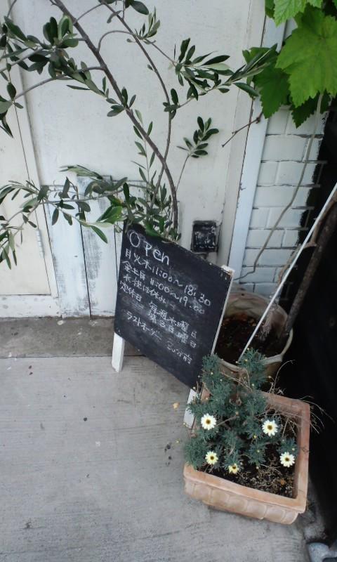 カフェ サンクチュアリ 外観