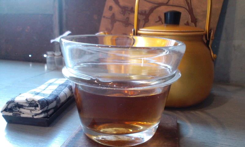 base cafe お茶