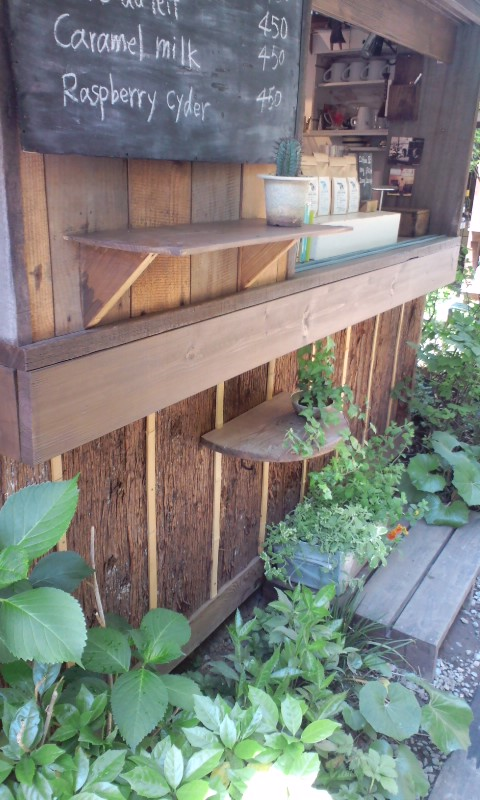 SHOZO COFFEE STORE 外観