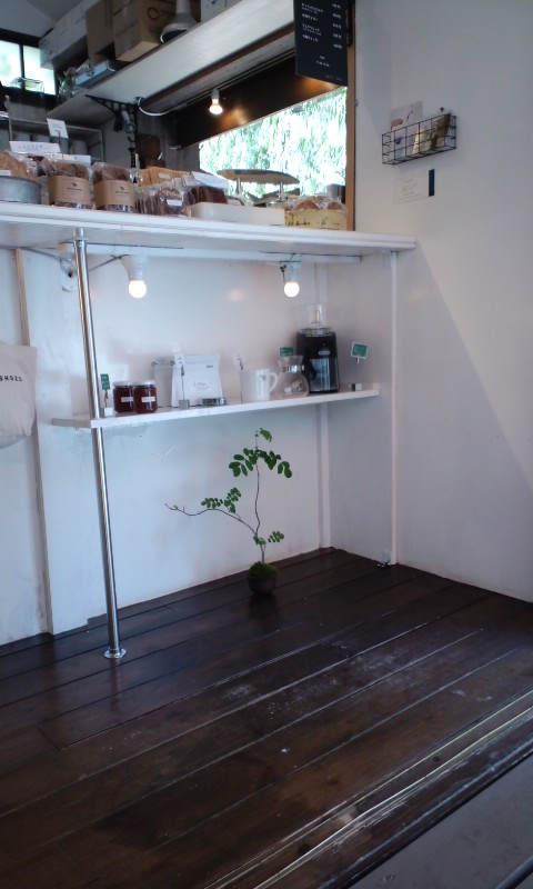 SHOZO COFFEE STORE カウンター