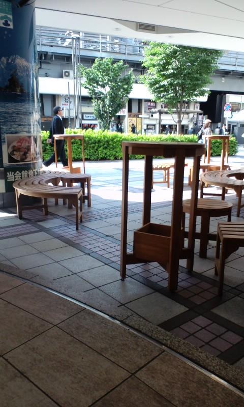 DOCTORS' CAFE 座席