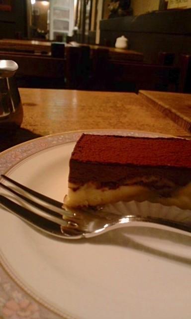神田伯剌西爾 ケーキ