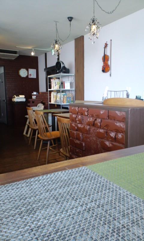 キッチン&カフェ オリーブ 店内