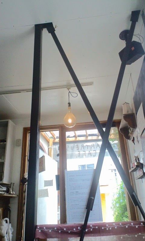 CHARTREUSE CAFE 店内