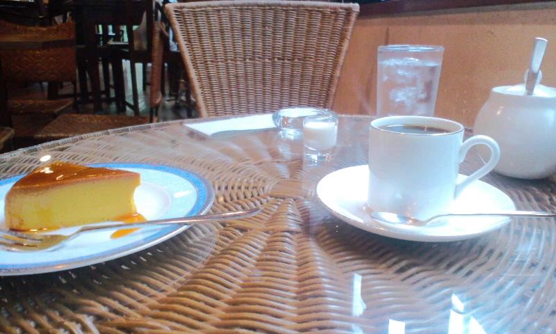 Cafe 唯 珈琲とプリン