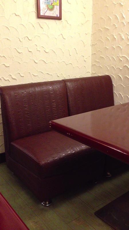 ソクラテスのカフェ 店内