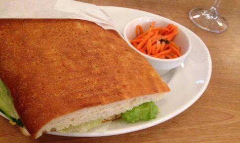 パンとエスプレッソと ランチ