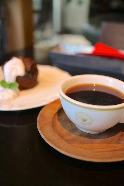 PORTMANS CAFE 珈琲とスイーツ