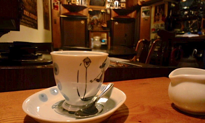 Jazz喫茶 映画館 コーヒー
