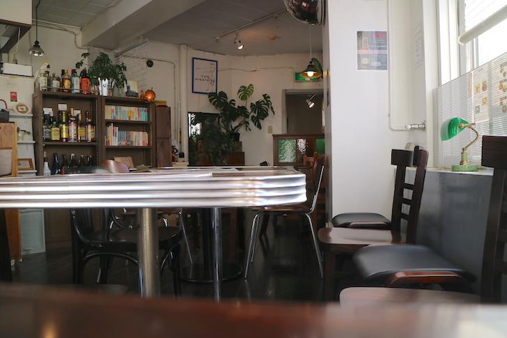 Cafe HINATA‐YA (ヒナタ屋) 店内