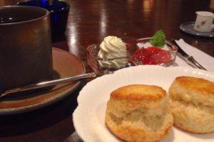 Cafe' Kova Garden 珈琲とスコーン