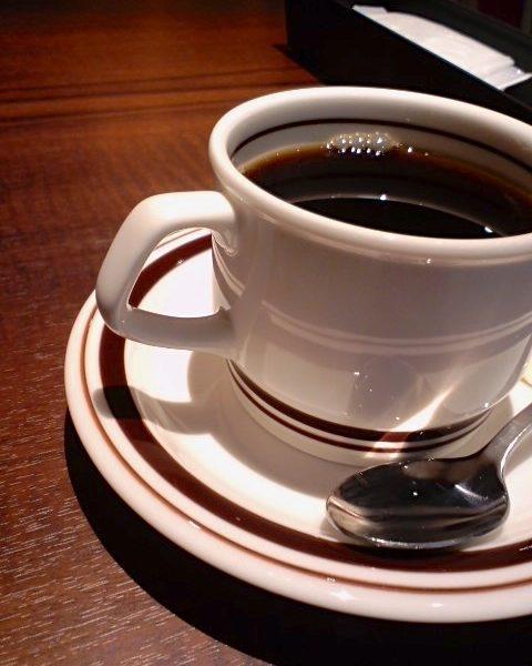 スワン食堂 御茶ノ水本店 コーヒー