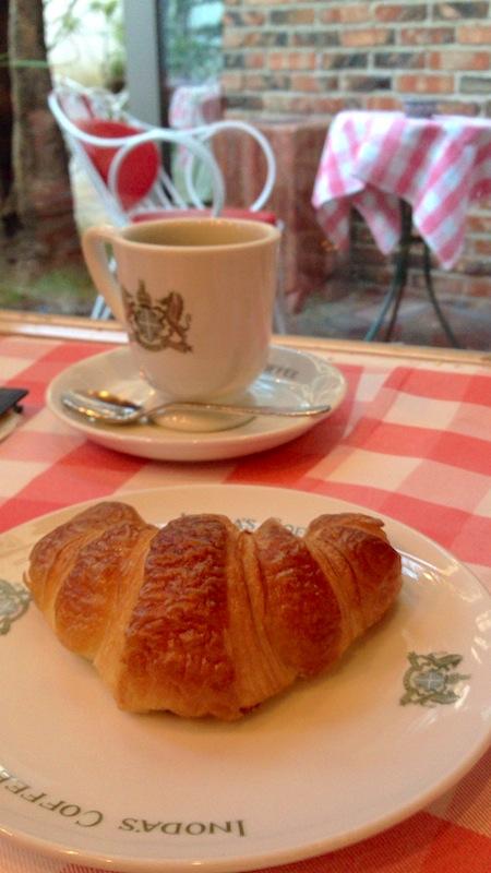 イノダコーヒー 本店 珈琲とパン