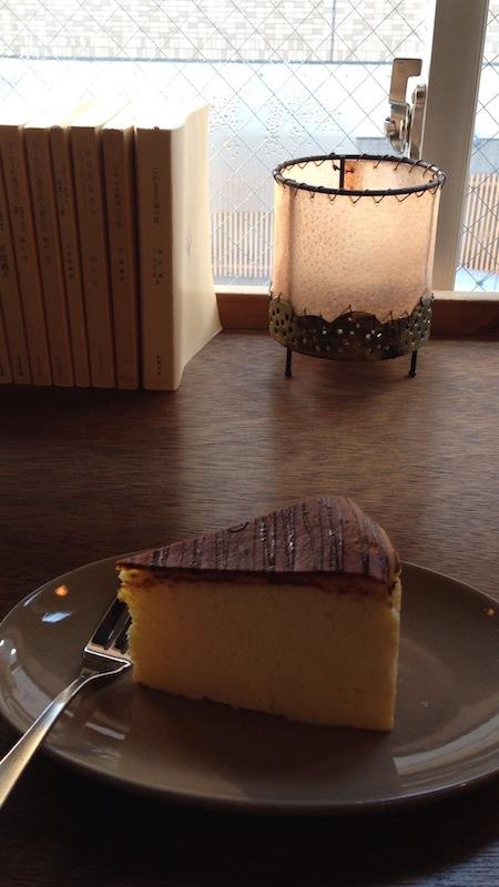 月と六ペンス NYチーズケーキ