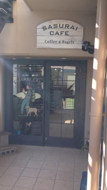 SASURAI CAFE エントランス