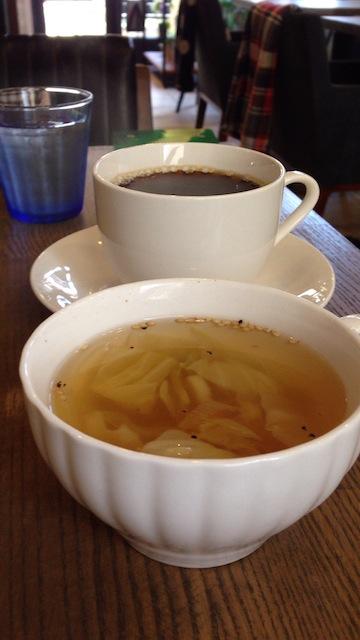 SASURAI CAFE 珈琲とスープ