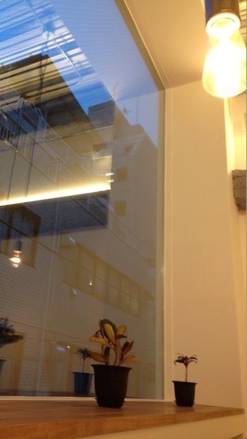 CAFE 634 店内