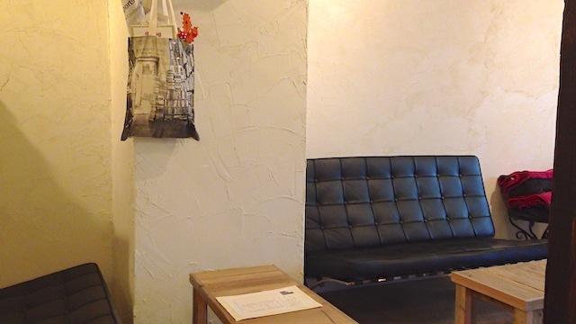 ブックカフェ デイズ 店内