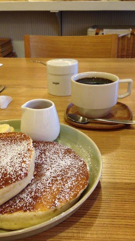 カフェミチクサ 珈琲とパンケーキ
