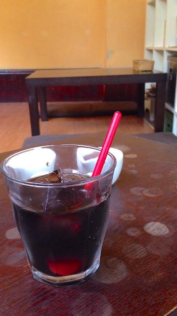 なぎ食堂 アイスコーヒー