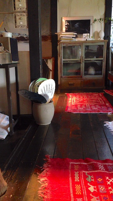 マンヂウカフェ ムギマル2 店内