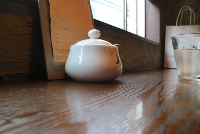 ムーンファクトリーコーヒー シュガーポット