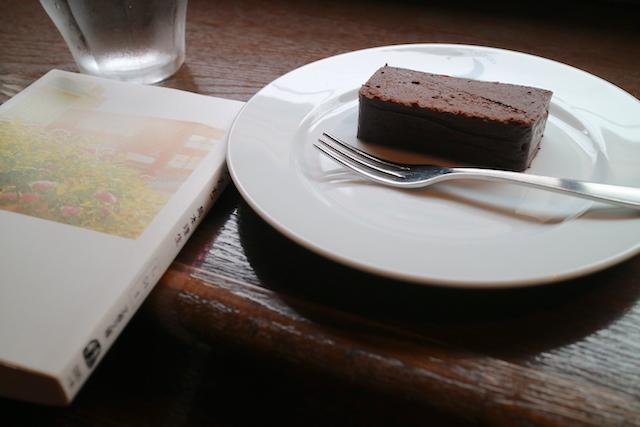ムーンファクトリーコーヒー シュガー 自家製チョコレートケーキ