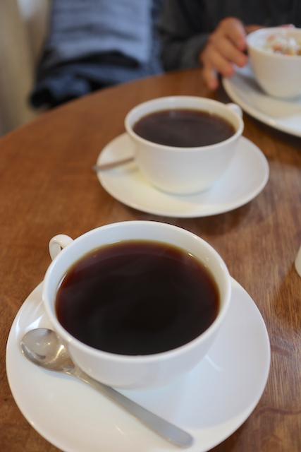 カフェむぎわらい 珈琲