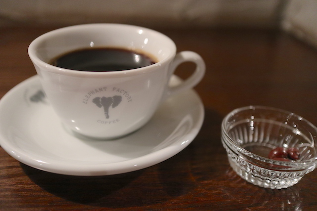 ELEPHANT FACTORY COFFEE 珈琲