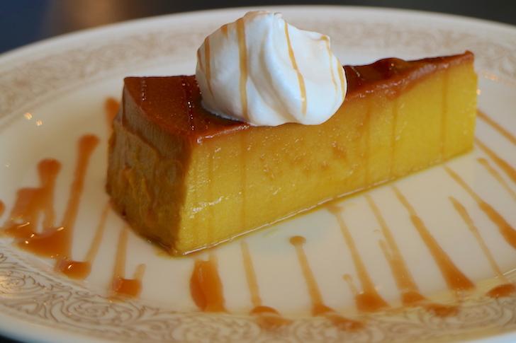 カフェクレマ かぼちゃのプリンケーキ