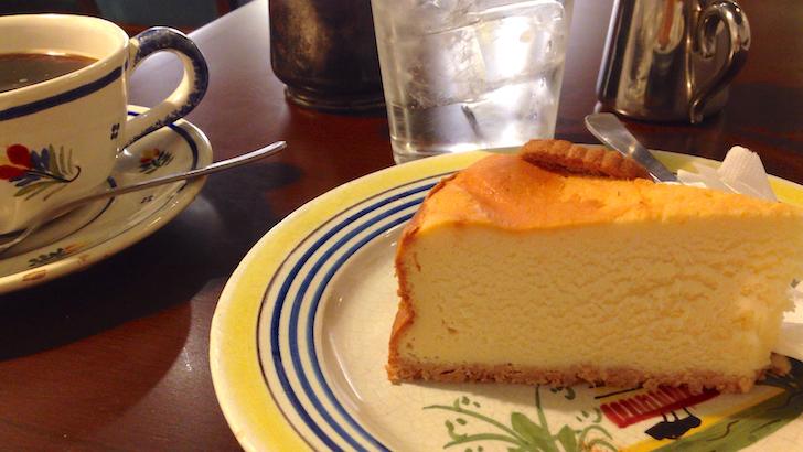 きっさこ 珈琲とチーズケーキ