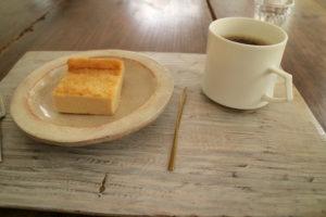 田中戸 珈琲とケーキ