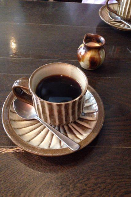 茶房 武蔵野文庫 珈琲