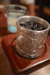 COFFEE HALL くぐつ草 アイスコーヒー