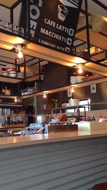 SLOW JET COFFEE 店内