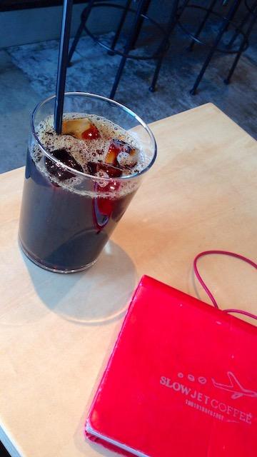 SLOW JET COFFEE アイスコーヒー