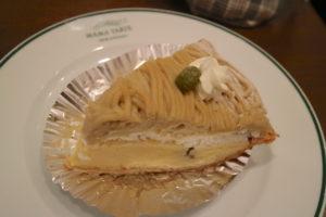 ママタルト上野毛 和栗のパイ