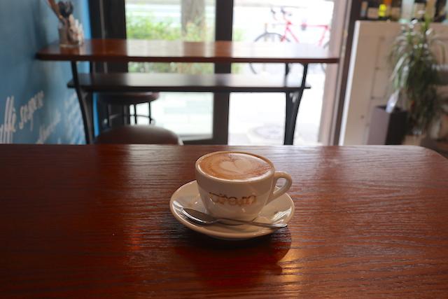 カフェ ソスペーゾ カップチーノ