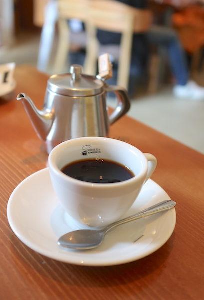 コーヒー 珈琲専門店 三十間 青山店