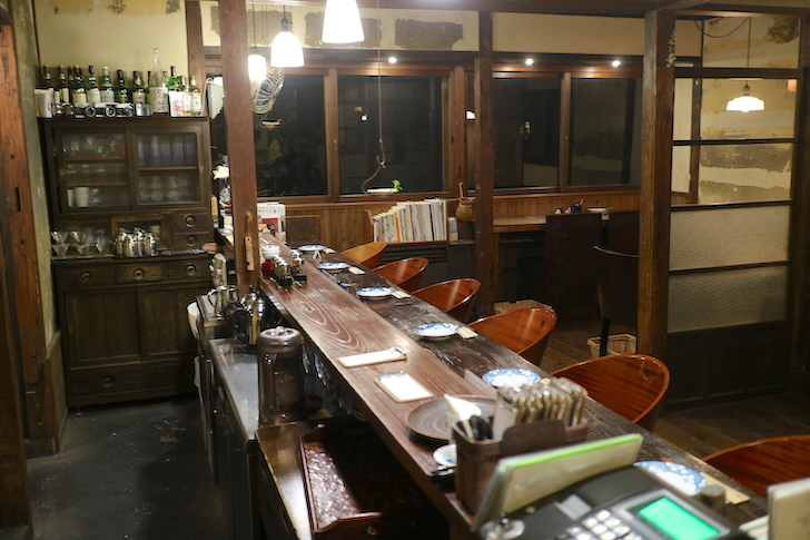 店内 中奥 Cafe Salon Naka-Oku
