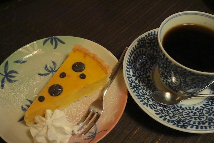 ベイクドチーズケーキ 中奥 Cafe Salon Naka-Oku