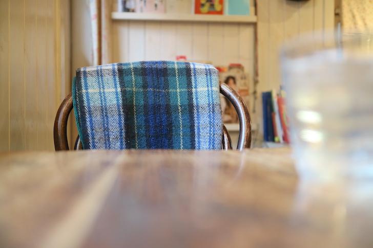 店内 カフェ・ロッタ